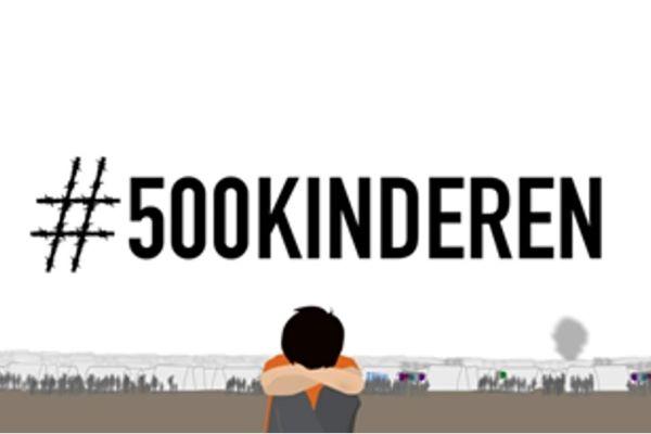 Noodklokken luiden voor vluchtelingenkinderen
