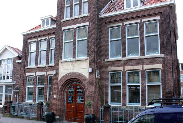 Protestantse Kerk Den Haag biedt kerkasiel