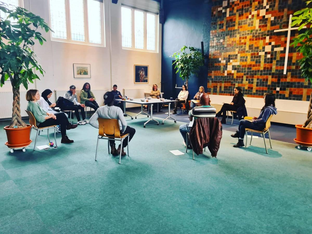 De School van Barmhartigheid wint Jongerenprijs Kerk en Wereld